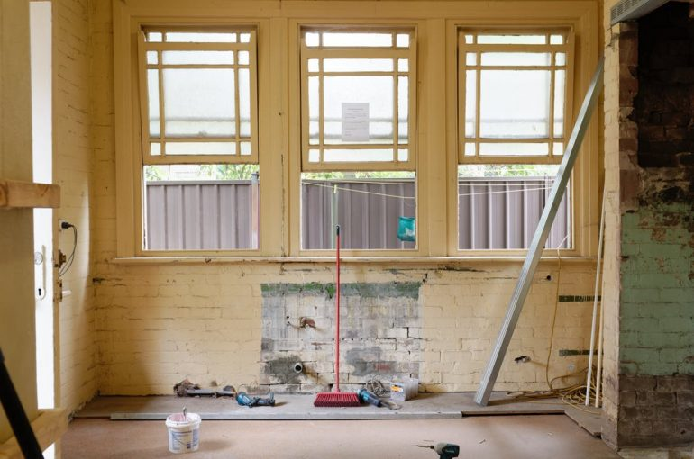 renovation challenge