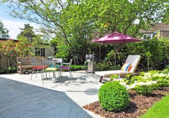 Backyard Entertaining Plans